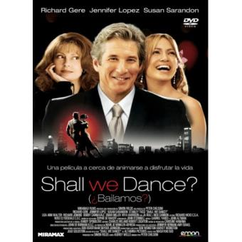 Shall We Dance? (¿Bailamos?) - DVD