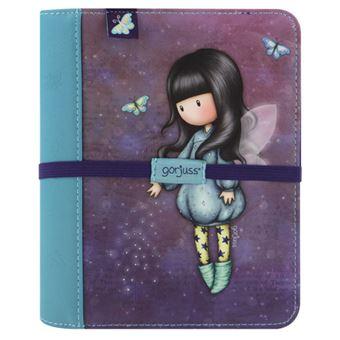 Agenda/Libreta de viaje Gorjuss Bubble Fairy