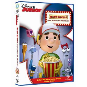 Manny Manitas: Una noche de película - DVD