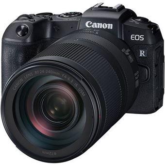 Cámara EVIL Canon EOS RP + RF 24-240mm f/4-6.3 IS USM Kit