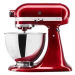 Robot de cocina Kitchenaid 5KSM95 PS EGD Rojo Granada