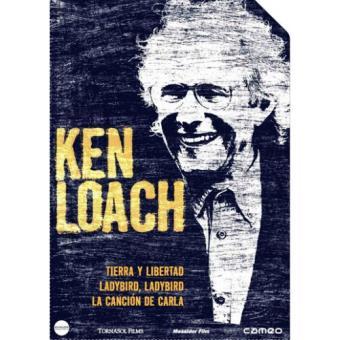 Pack Ken Loach - DVD