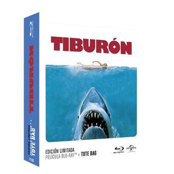 Tiburón - Blu-Ray + Tote Bag