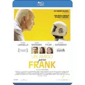 Un amigo para Frank - Blu-Ray
