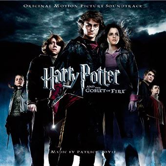 Harry Potter and the Goblet of Fire B.S.O. - 2 vinilos