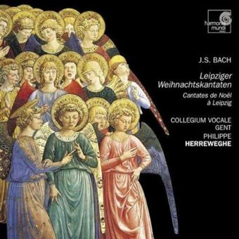 J. S. Bach: Christmas Cantatas in Leipzig
