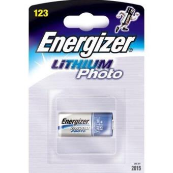 Energizer EL123 Pila de litio