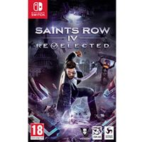 Saints Row IV: Re-elected Nintendo Switch