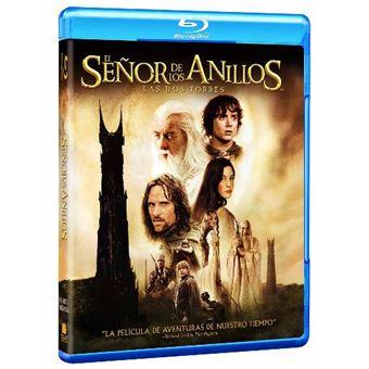 El Señor de los Anillos 2: Las dos torres - Blu-Ray