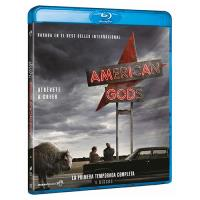 American Gods  Temporada 1 - Blu-Ray