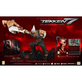 Tekken 7 Edición Coleccionista PC (Código de descarga)