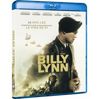Billy Lynn - Blu-Ray