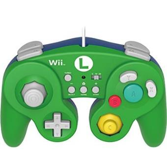 Mando Super Smash Bros Luigi Wii U