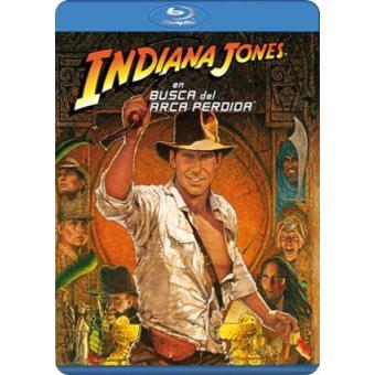 Indiana Jones en busca del arca perdida - Blu-Ray