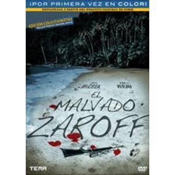 El malvado Zaroff Ed Especial - DVD