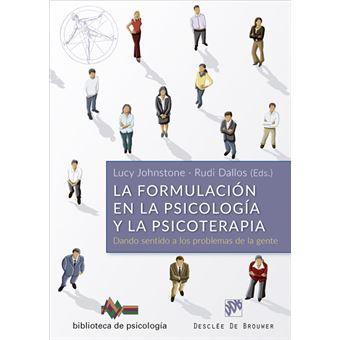 Formulación en la psicología y la psicoterapia