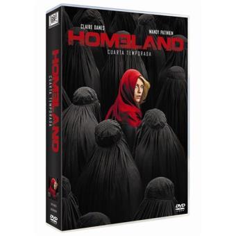 HomelandHomeland  Temporada 4 - DVD