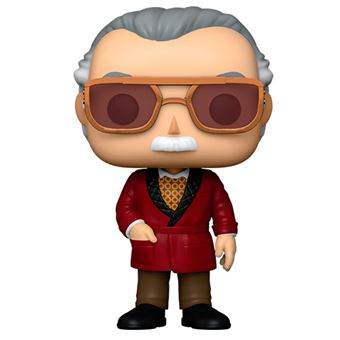 Figura Funko Marvel Stan Lee