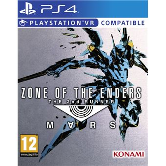 Zone of the Enders : The 2nd Runner MARS VR PS4