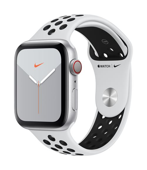 Apple Watch Series 5 Nike+ GPS + Cellular 44mm Space Gray Anthracite/Black