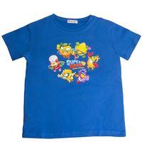 Camiseta SuperZings Azul Talla única