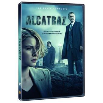 Pack Alcatraz (Serie completa) - DVD