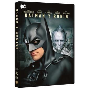 Batman y Robin - DVD