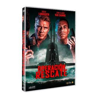 Operación Rescate - DVD