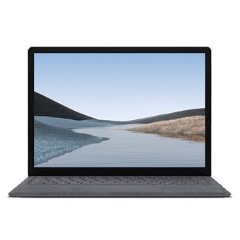 Microsoft Surface Laptop 3 15'' AMD R5 8GB 128GB Plata