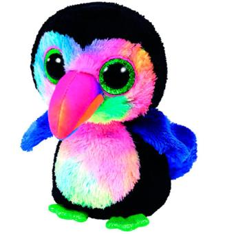 Peluche Beanie Boos pingüino narigudo (15 cm)