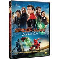 Spiderman: Lejos de casa - DVD