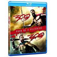 Pack 300 + 300 El origen de un imperio:  EdLimitada - Blu-Ray