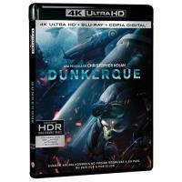 Dunkerque - UHD + Blu-Ray