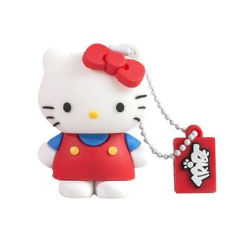 Pendrive Memoria USB 2.0 Tribe Hello Kitty 16GB