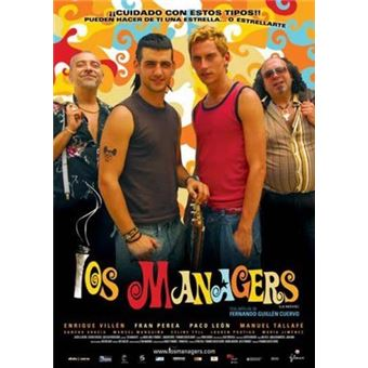 Los managers - DVD