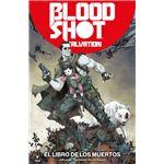 Bloodshot salvation 2: el libro de los muertos