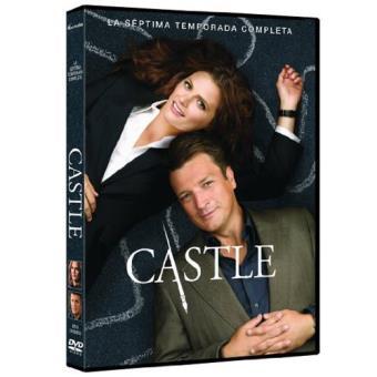 CastleCastle  Temporada 7 - DVD
