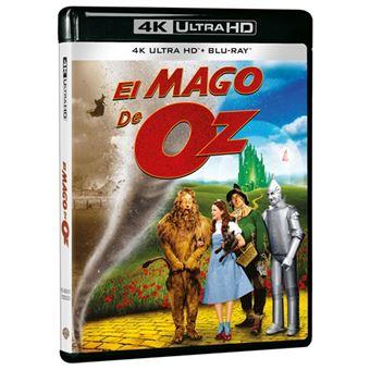 El Mago de Oz - UHD + Blu-Ray