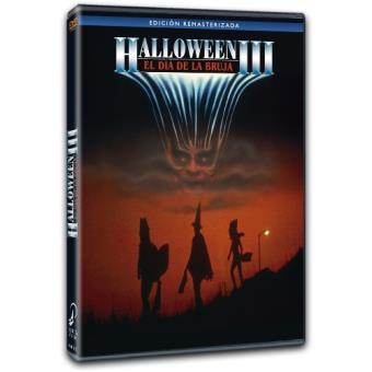 Halloween III El día de la bruja - DVD
