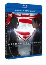 Batman v Superman: El amanecer de la justicia - Blu-Ray