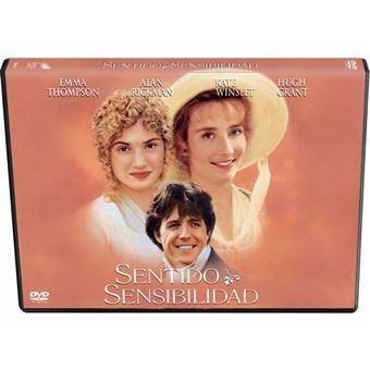 Sentido y Sensibilidad - DVD Ed Horizontal