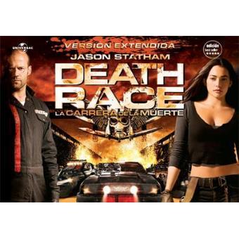 Death Race: La carrera de la muerte (Versión extendida) - DVD Ed Horizontal
