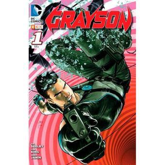 Grayson núm. 01