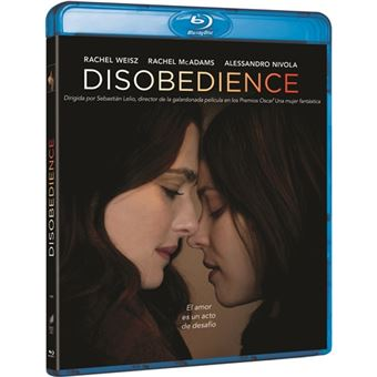 Disobedience  - Blu-Ray
