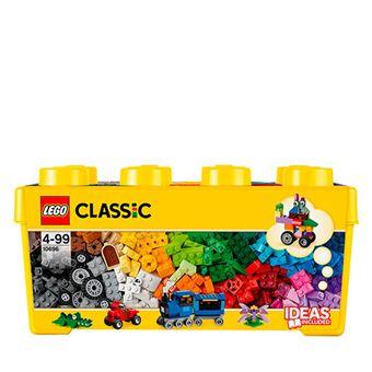 LEGO Classic Caja de ladrillos creativos mediana