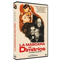 La Máscara de Dimitrios - DVD