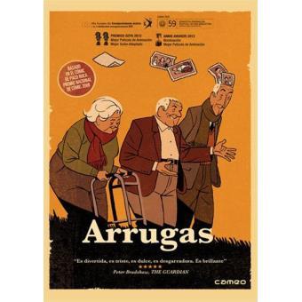Arrugas - DVD