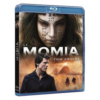 La momia - 2017 - Blu-Ray
