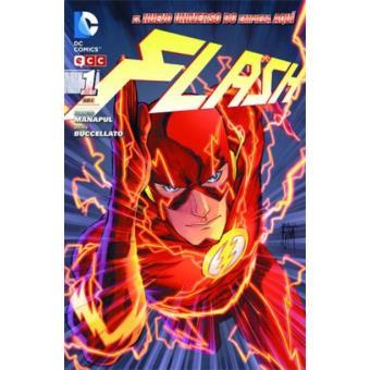 Flash 1. Nuevo Universo DC
