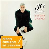 Sergio Dalma. 30... y tanto + DVD - Disco Firmado